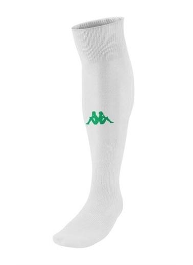 Kappa Erkek Futbol Çorap  Beyaz